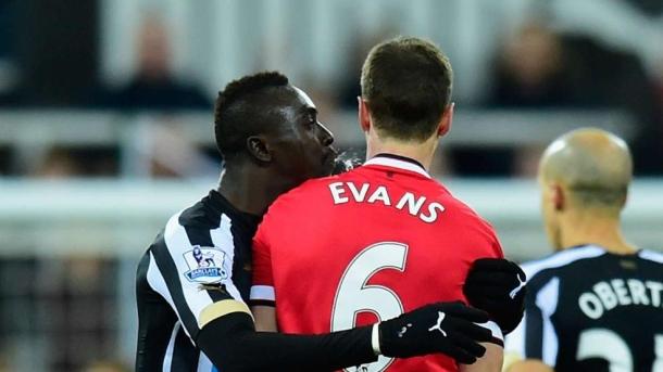 Nakon sedam utakmica kazne za Cissea, Evans dobio šest!