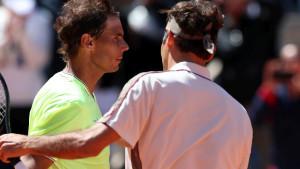 Nadal razbio Federera za finale Roland Garrosa