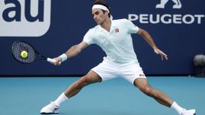 Federer: Plakao sam i lomio rekete kada bih izgubio