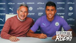 Rodri potpisao za Manchester City