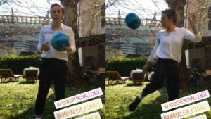 Francesca Schiavone odgovorila na Pjanićev izazov i oduševila javnost