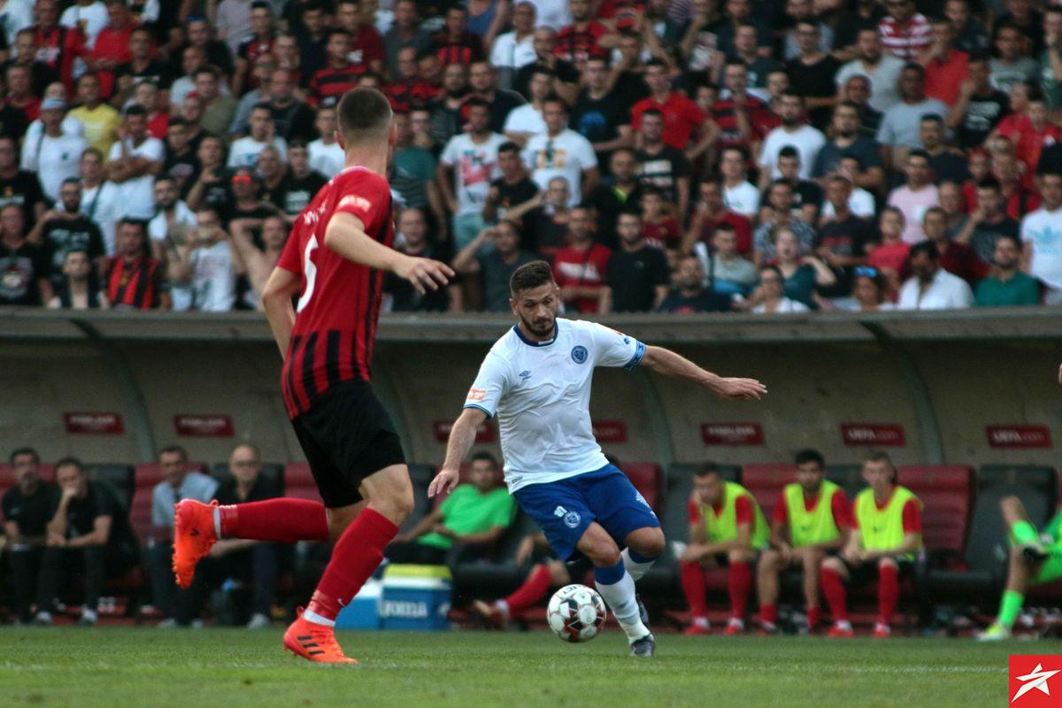 FK Željezničar bez dvojice na Pecari