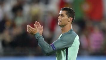 Ronaldo u najljepšem mogućem društvu u Parizu