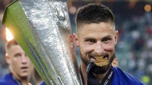 Giroud: Zaslužili smo nešto osvojiti