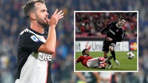 """""""Pjanić vrlo dobro radi svoj posao, ali meni nije najbolji veznjak Juventusa"""""""