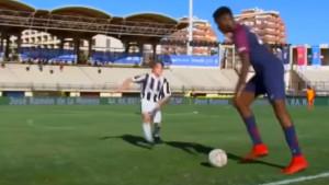 Metar i 95 visok, 96 kilograma težak, a 15 mu je godina: Dječak div spreman za profesionalni ugovor