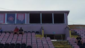 U FK Sloboda razočarani: Namjerno uništavanje imovine od nosioca TV prava