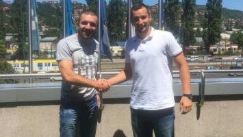 Ajdin Tufekčić novi golman RK Bosna Sarajevo