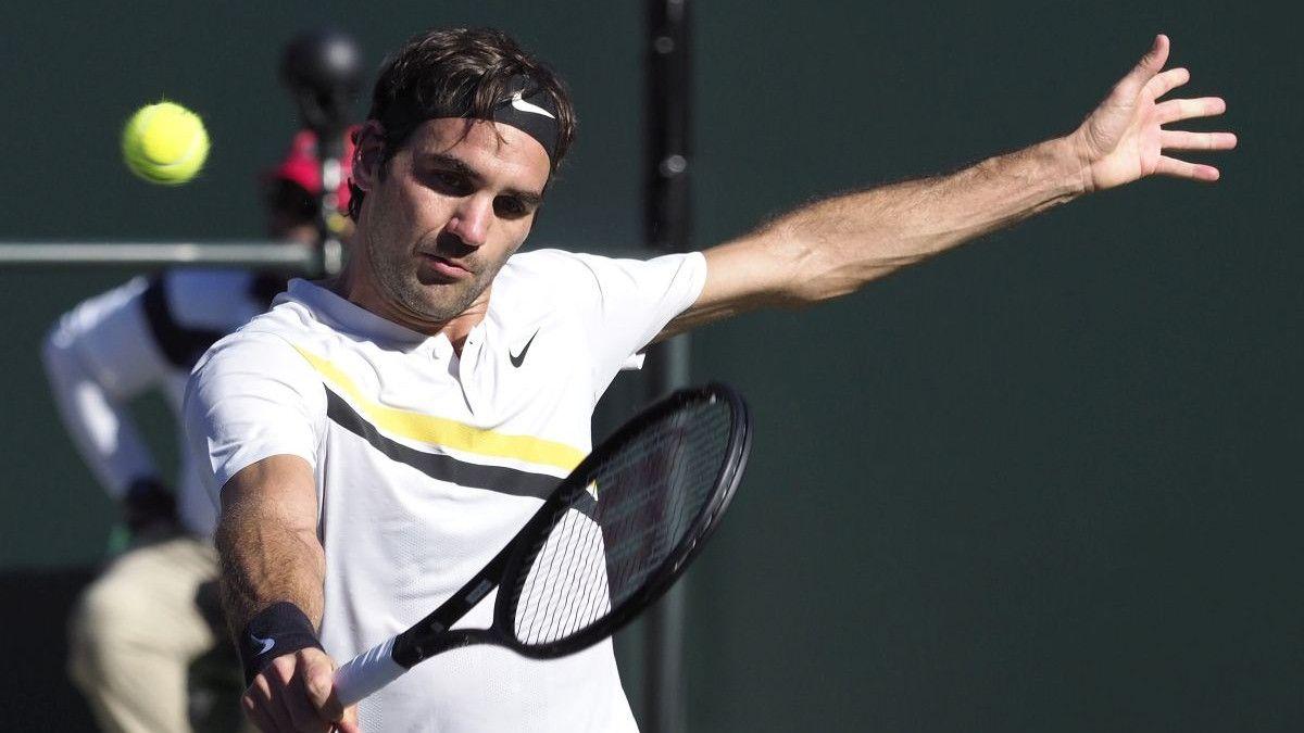 Federer pregazio Krajinovića za 59 minuta