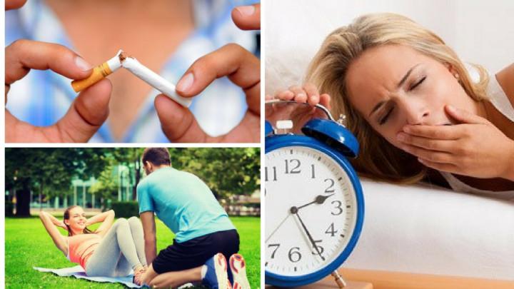 Kako razviti dobru rutinu spavanja?