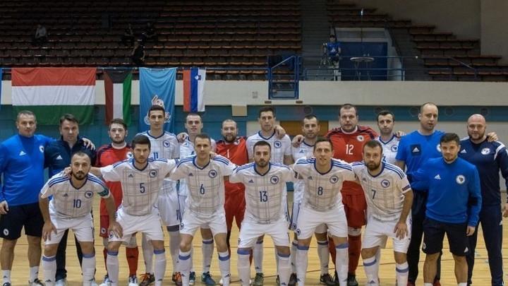 Poznati protivnici futsal reprezentacije BiH u kvalifikacijama za SP