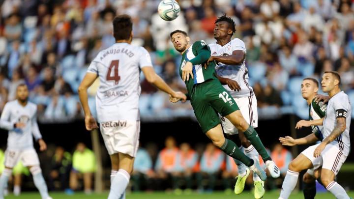 Mina u posljednjim sekundama spasio Celtu poraza od Espanyola