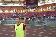Olimpico proključao, ušao je Francesco Totti