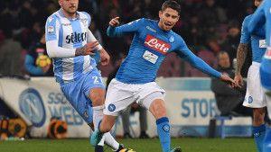 Napolitanci opet na vrhu: Lazio poveo u Napulju, pa doživio težak poraz