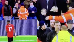Najtužnija scena mančesterskog derbija: Majka uzela sina za ruku i izvela ga sa stadiona