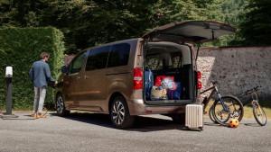Citroën sada i praktični kombi nudi u električnoj ë-SpaceTourer verziji