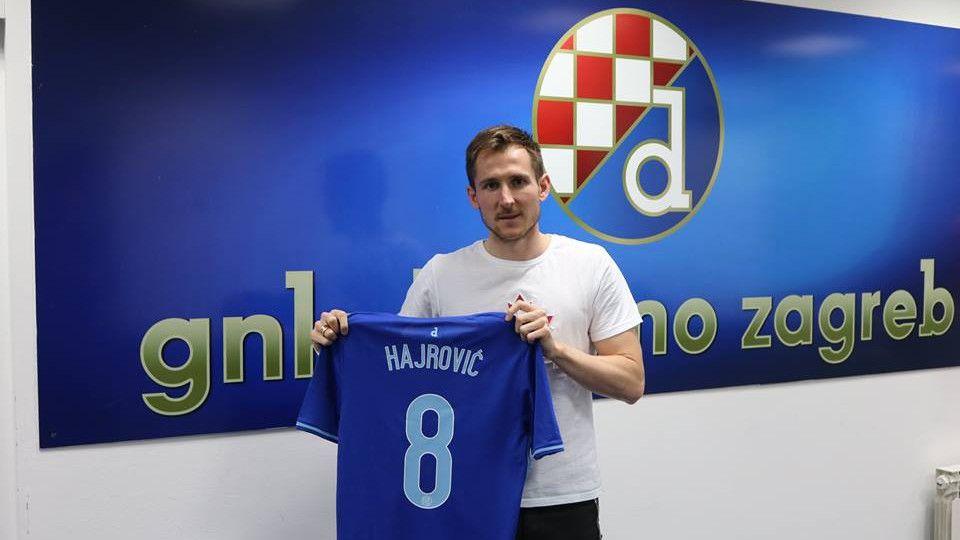Hajrović zvanično u Dinamu: Došao sam u veliki klub