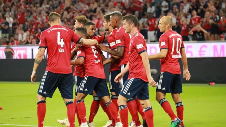 Bayern u prijateljskom meču savladao Manchester United