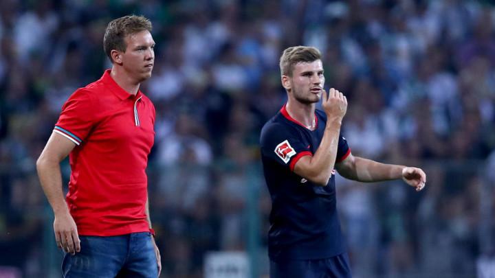 Trener Leipziga: Werner može ići ako misli da je pravo vrijeme za tu odluku