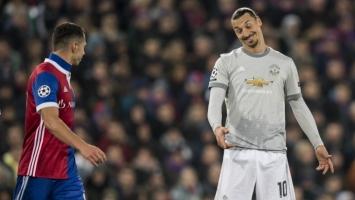 Mourinho: Ibrahimović je naša druga opcija
