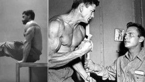 Zatvorski trening: Do top forme bez ikakve opreme