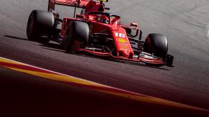 Leclerc u Belgiji stigao do treće pol pozicije u karijeri