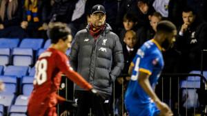 Klopp pred revanš protiv Shrewsburyja: Neće biti na terenu ni mene ni igrača, poslat ćemo djecu