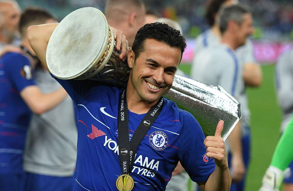 Pedro Rodriguez osvajanjem Evropa lige kompletirao nevjerovatnu kolekciju trofeja