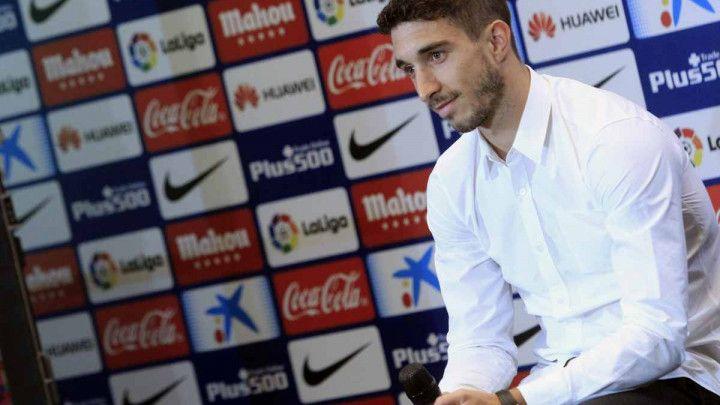 De Laurentiis: Želimo Vrsaljka, ali ga Atletico ne pušta