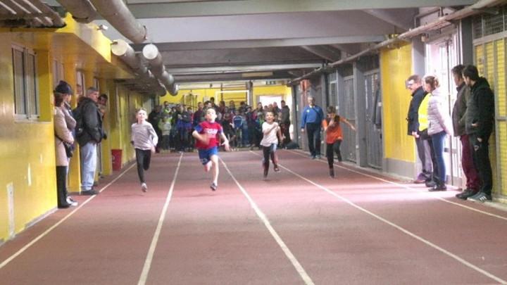 Završeno prvo atletsko državno prvenstvo u dvorani za mlađe kategorije