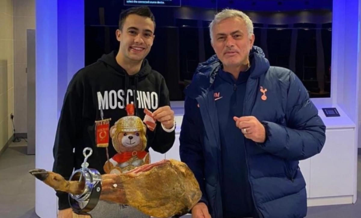Razočarani Mourinho: Dao sam mu sjajan poklon, ali kao što ste vidjeli nije bio sam