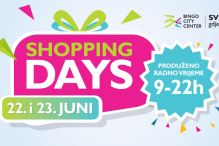 """Shopping Days"" u Bingo City Centru"