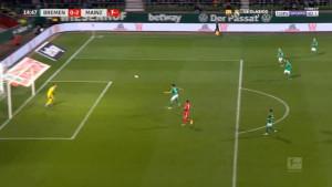 Na meču Werdera i Mainza postignut najbizarniji autogol ove sezone
