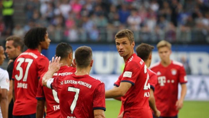 Wagner i Muller za uvjerljivu pobjedu Bayerna