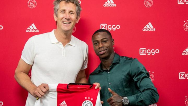 Ajax predstavio veliko pojačanje