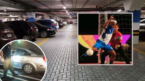 Očajno su tražili Ronaldinha, našli su ga na parkingu da spava, nekoliko minuta kasnije - spektakl!