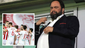 Veliki šef se naljutio kao nikad: Nije pametno stati na žulj gazdi Olympiakosa!