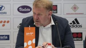 Dinamo Zagreb želi Roberta Prosinečkog!