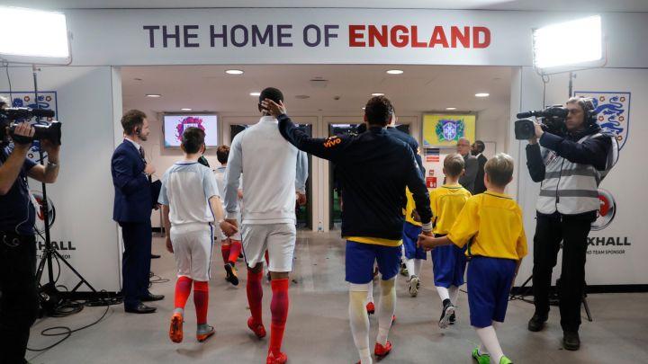 Englezi se odbranili protiv Brazila
