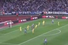 Hertha slavila, Plavooki bombarder postigao gol karijere