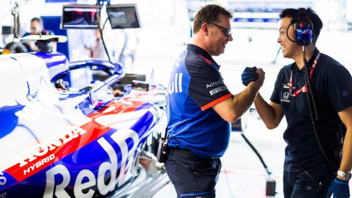 Toro Rosso na korak do povratka u F1