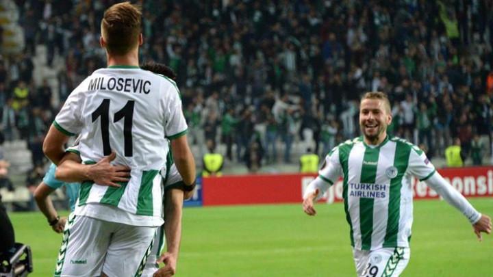 Konyaspor uzeo bod Fenerbahčeu, Milošević asistent