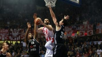 Vrabac ponovo odličan, Partizan nemoćan protiv Zvezde