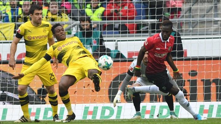Bebou i Klaus srušili Dortmund u Hannoveru