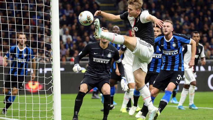 Kakvi su ljudi igrači Juventusa najbolje pokazuje njihov odnos prema De Ligtu