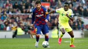 Messi igrača Getafea poslao na koljena