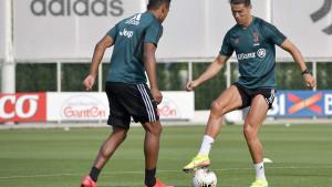 Nevjerovatni Ronaldo na trening došao četiri sata ranije