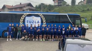 FK Tuzla City otputovao za Kupres