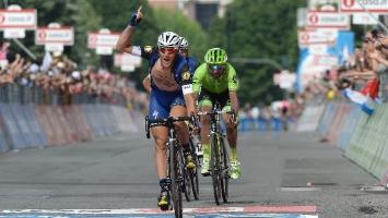 Trentinu etapna pobjeda, Kruijswijk sve bliži osvajanju Gira