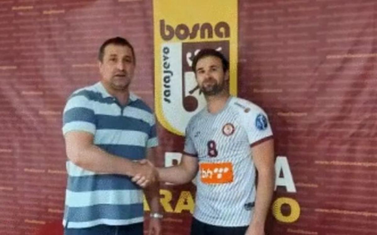Adnan Harmandić se vratio u sarajevsku Bosnu